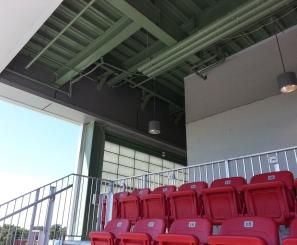 Bird control net rooftop pool restaurant bird grids - Duck repellent for swimming pools ...